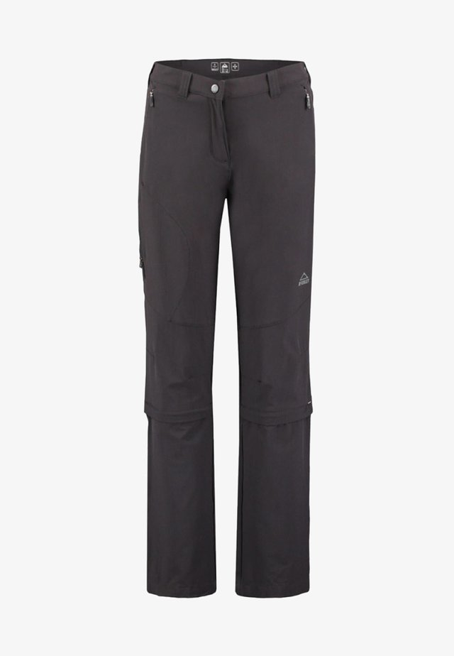MANDORAK - Trousers - black