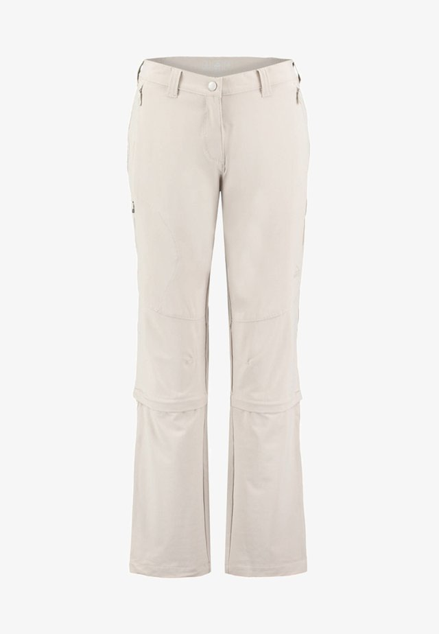 MANDORAK - Trousers - grey