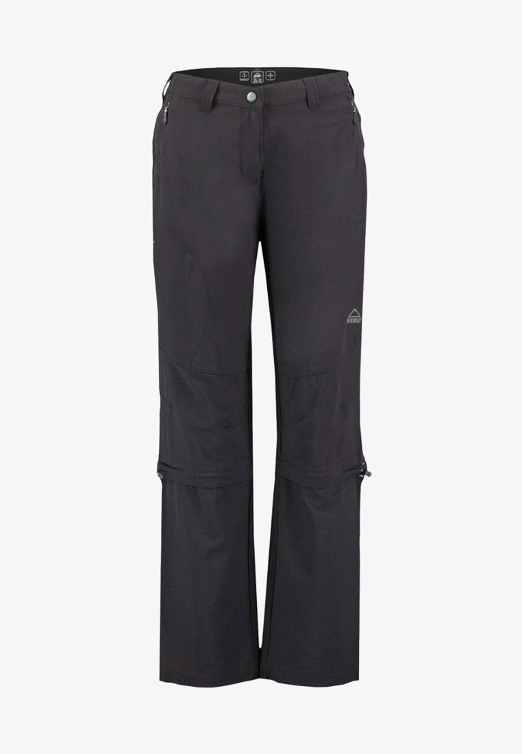 McKinley - MANDORAK - Trousers - black