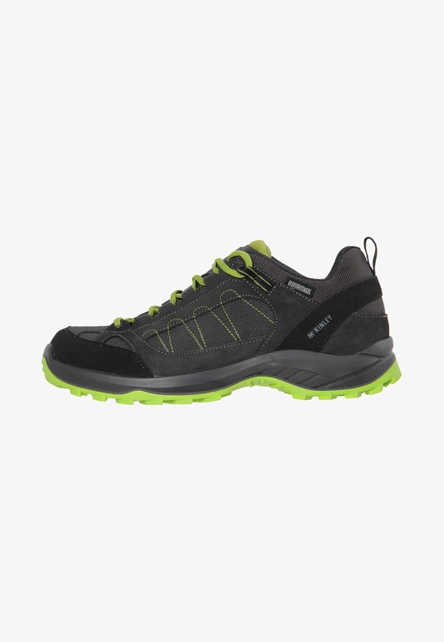 TRAVEL COMFORT AQX M - Hiking shoes - grau