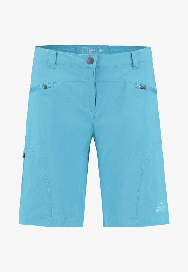 CAMERON - Sports shorts - blue