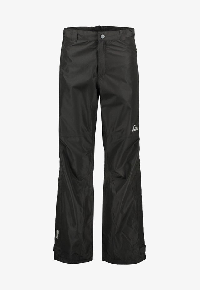 CARLOW II - Trousers - black