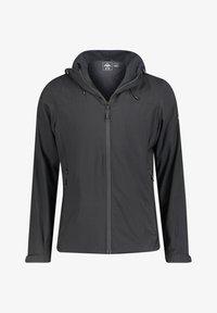 McKinley - CARCROSS UX - Outdoor jacket - black - 0