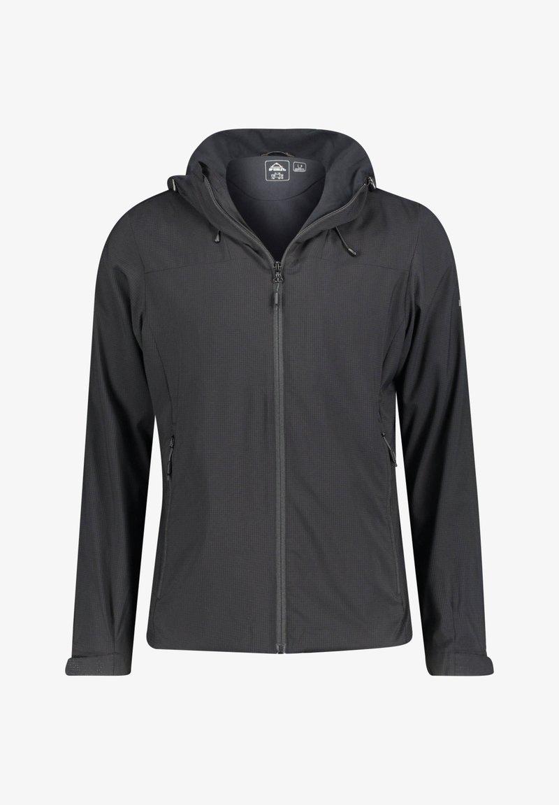 McKinley - CARCROSS UX - Outdoor jacket - black