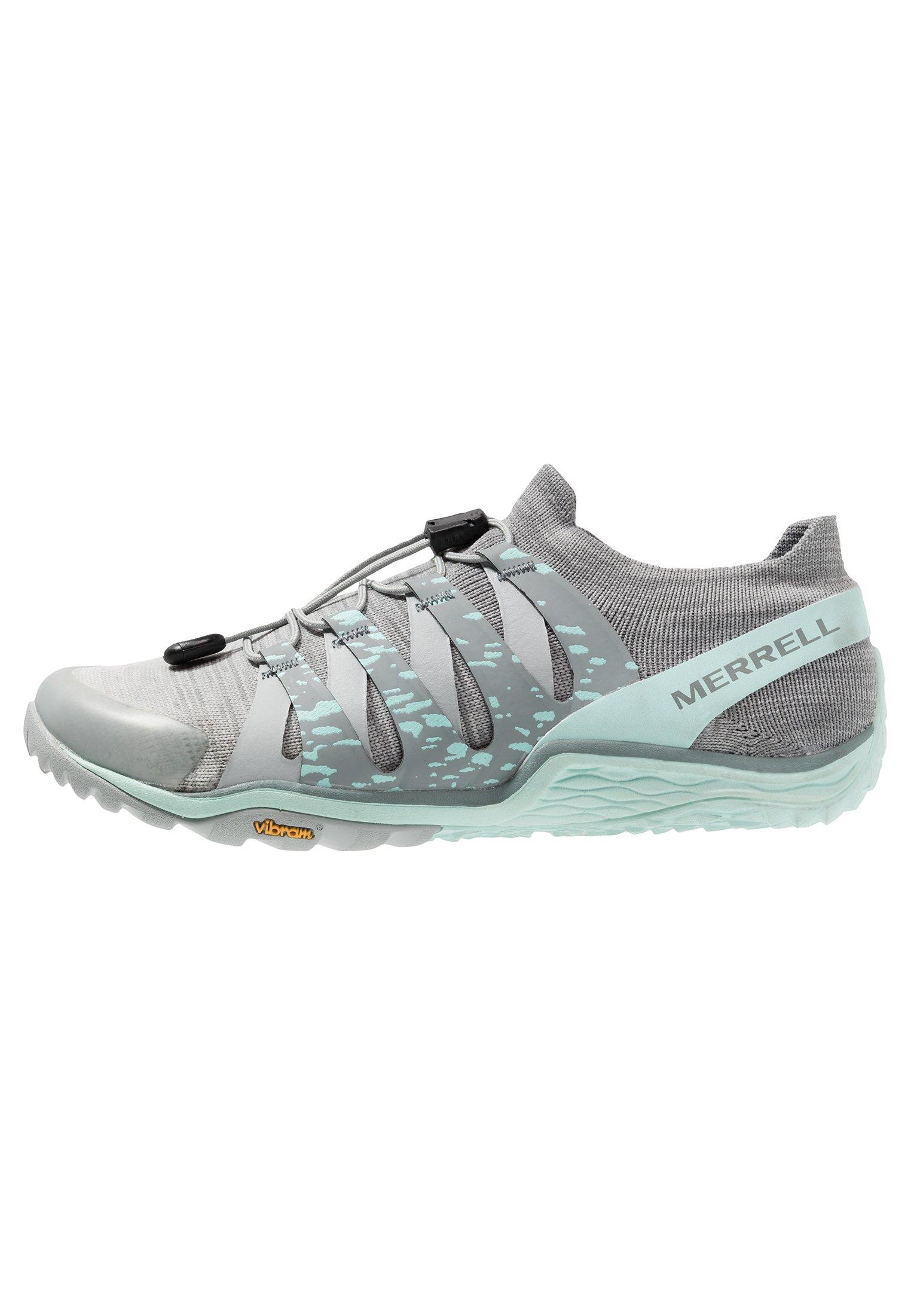 Merrell Damen Barefoot Run Trail Glove 5 3D Laufschuh high