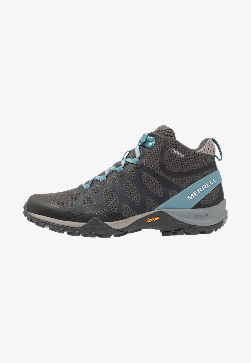 Merrell - SIREN 3 MID GTX - Hiking shoes - blue smoke