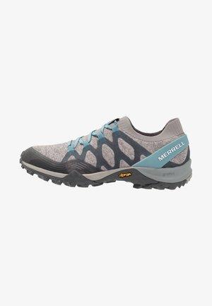 SIREN 3 KNIT - Hiking shoes - blue smoke