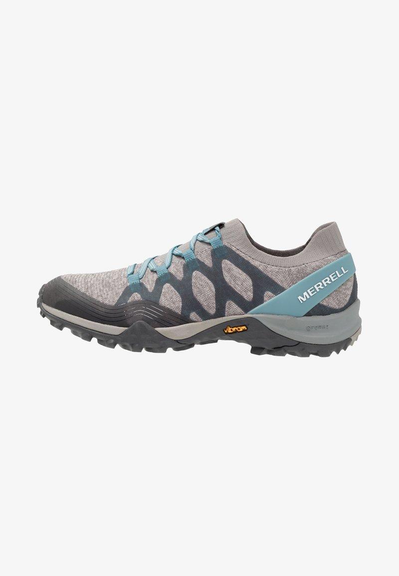 Merrell - SIREN 3 KNIT - Hiking shoes - blue smoke