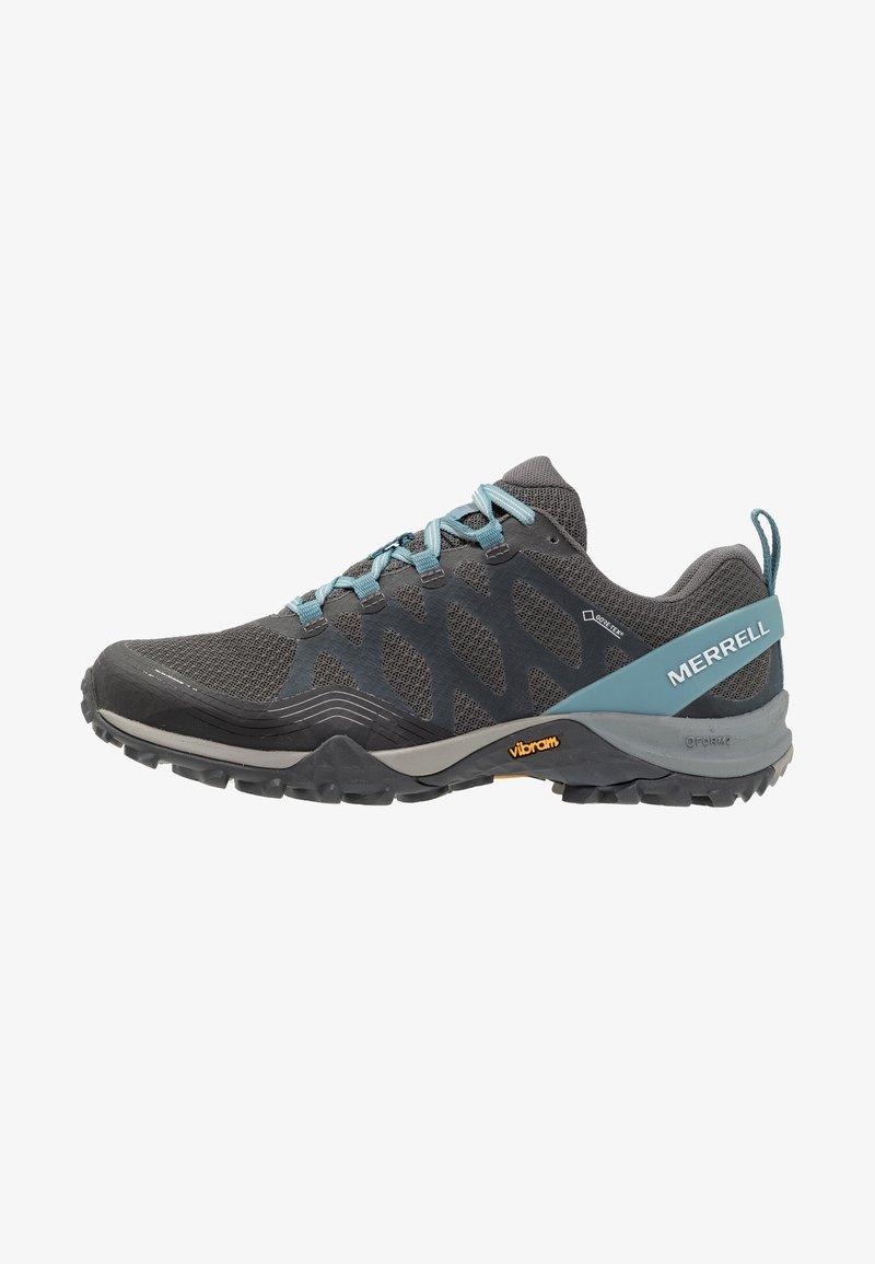 Merrell - SIREN 3 GTX - Hiking shoes - blue smoke