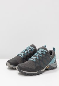 Merrell - SIREN 3 GTX - Hiking shoes - blue smoke - 2