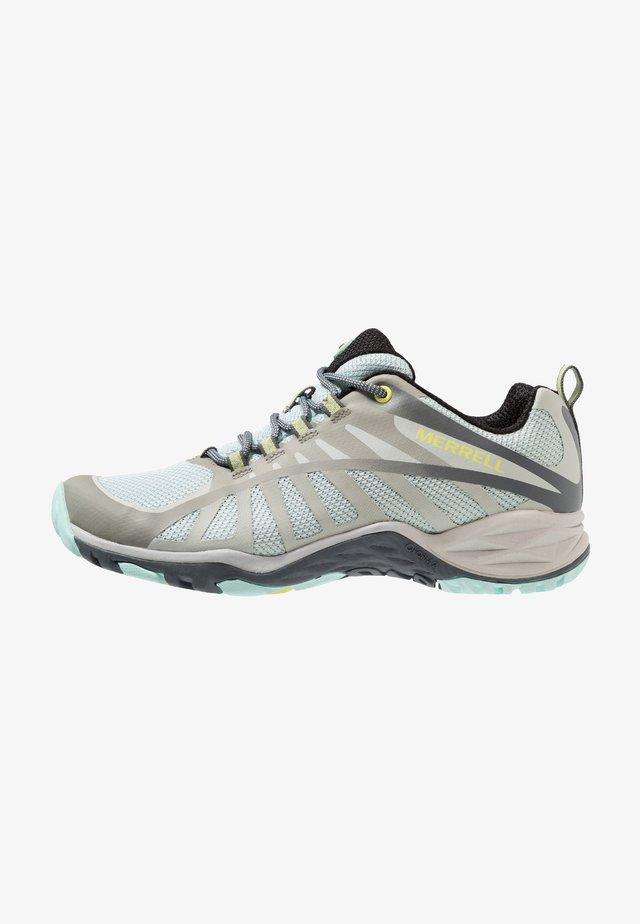 SIREN EDGE Q2 - Hiking shoes - paloma/aqua