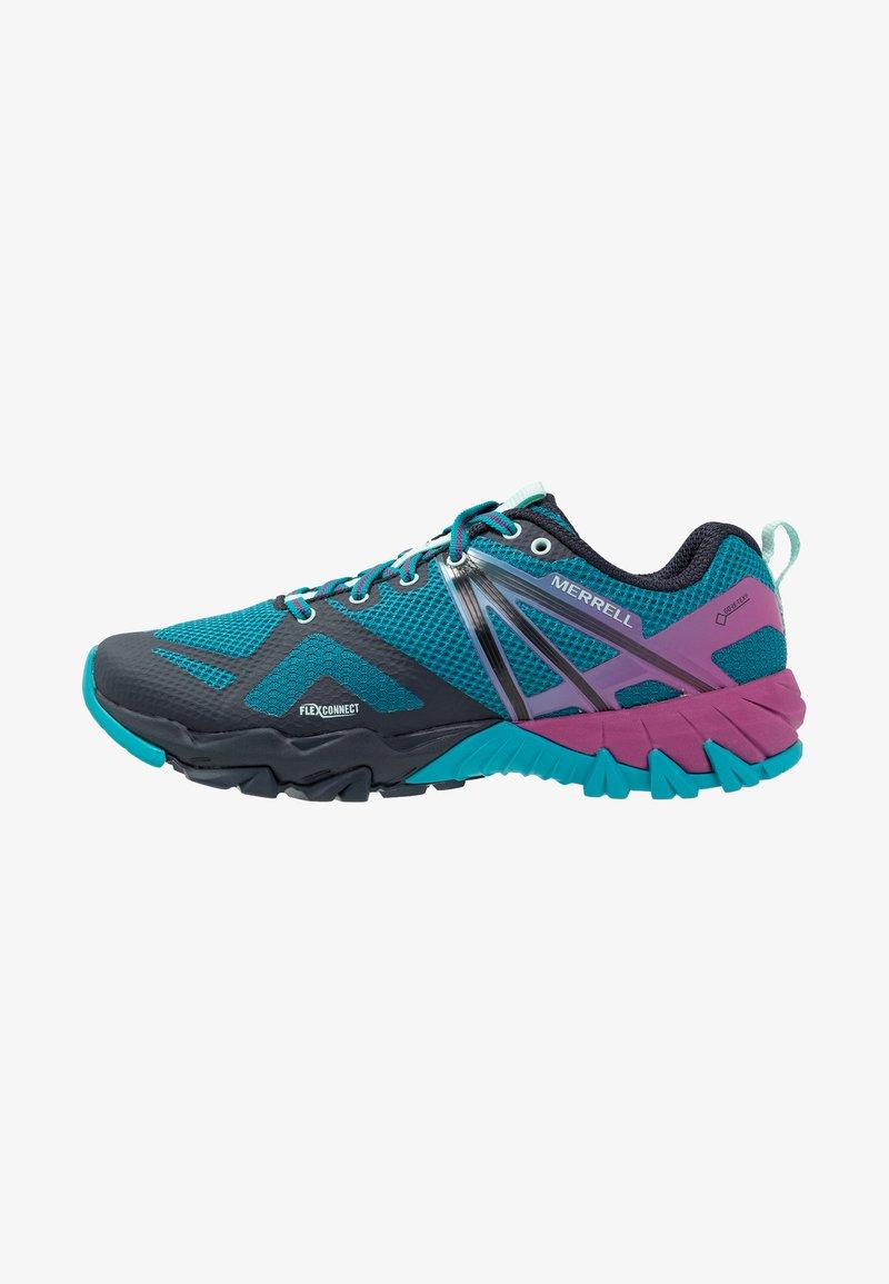 Merrell - FLEX GTX - Hiking shoes - ocean depth