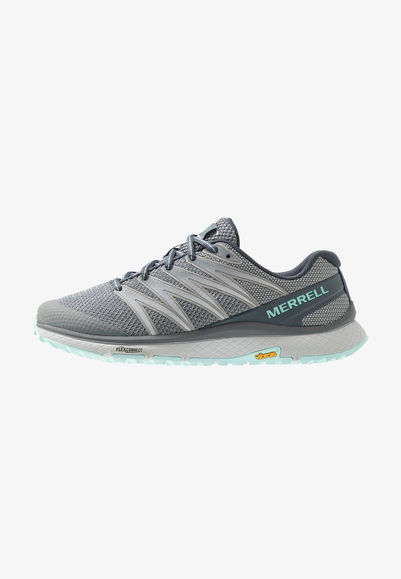 Merrell - BARE ACCESS - Minimalist running shoes - monument