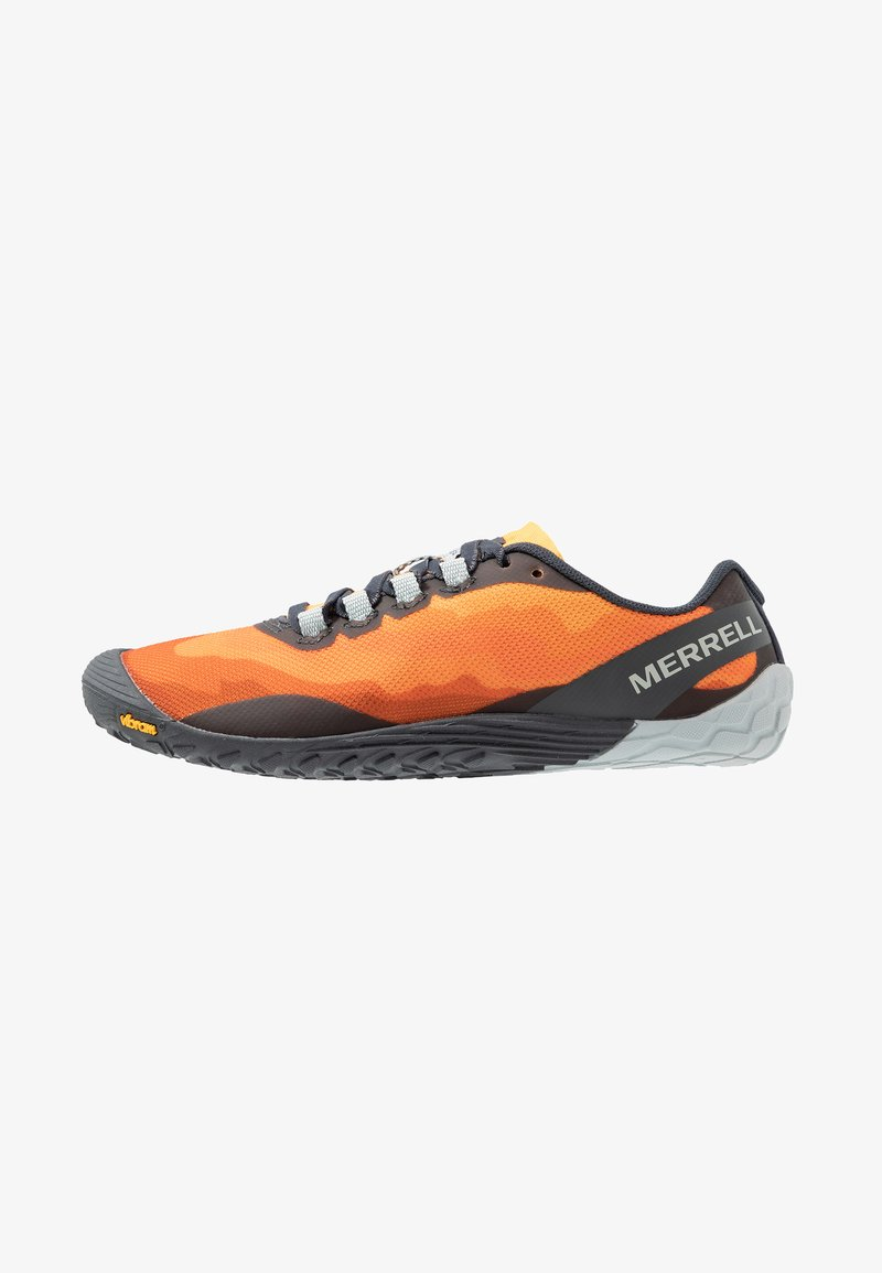 Merrell - VAPOR GLOVE 4 - Minimalist running shoes - flame