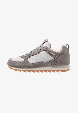 ALPINE - Walking trainers - charcoal/paloma