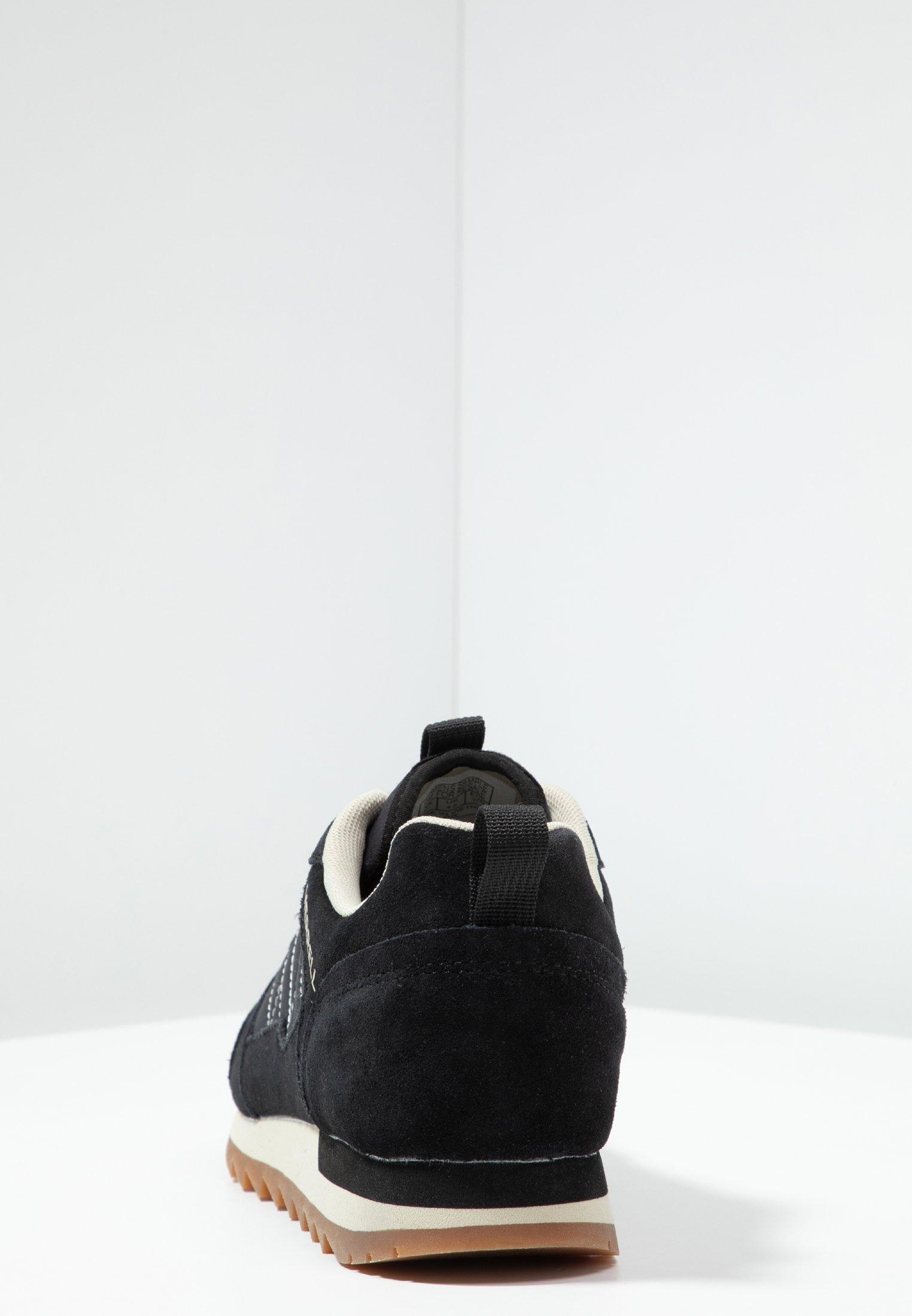 Merrell ALPINE - Obuwie hikingowe - black