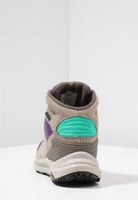 Merrell - ONTARIO 85 MID WP - Chaussures de marche - acai - 3