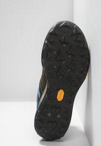 Merrell - ZION MID GTX - Hiking shoes - dark olive - 4