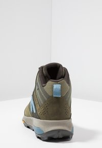 Merrell - ZION MID GTX - Hiking shoes - dark olive - 3