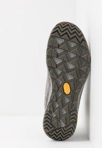 Merrell - ONTARIO 85 MID WP - Hikingsko - charcoal - 4