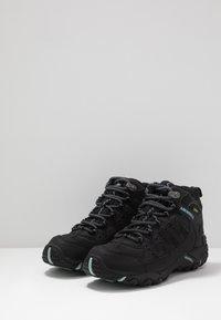 Merrell - ACCENTOR SPORT MID GTX - Chaussures de marche - black/aquifer - 2