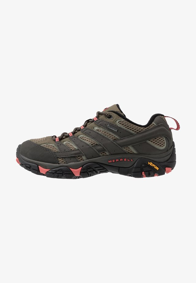 MOAB 2 GTX - Hiking shoes - beluga/olive