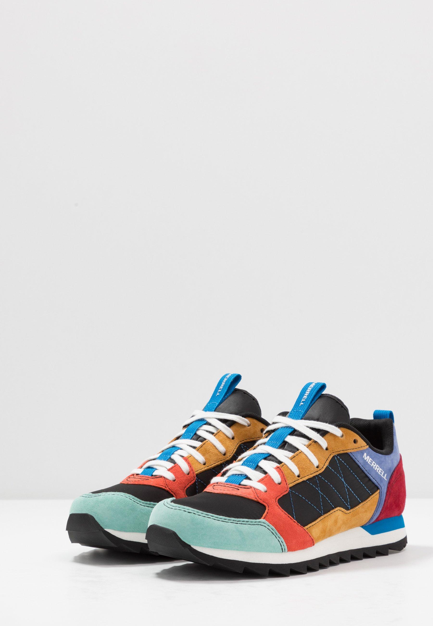 Merrell ALPINE - Baskets basses - multicolor
