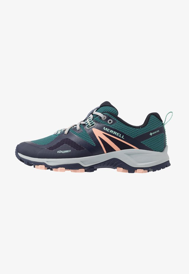 MQM FLEX 2 GTX - Hiking shoes - dragonfly