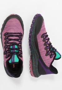Merrell - BRAVADA WP - Hiking shoes - erica/peacock - 1
