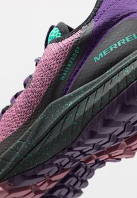 Merrell - BRAVADA WP - Hiking shoes - erica/peacock - 5
