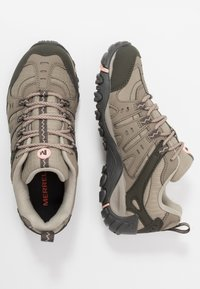 Merrell - ACCENTOR SPORT GTX - Hiking shoes - brindle - 1