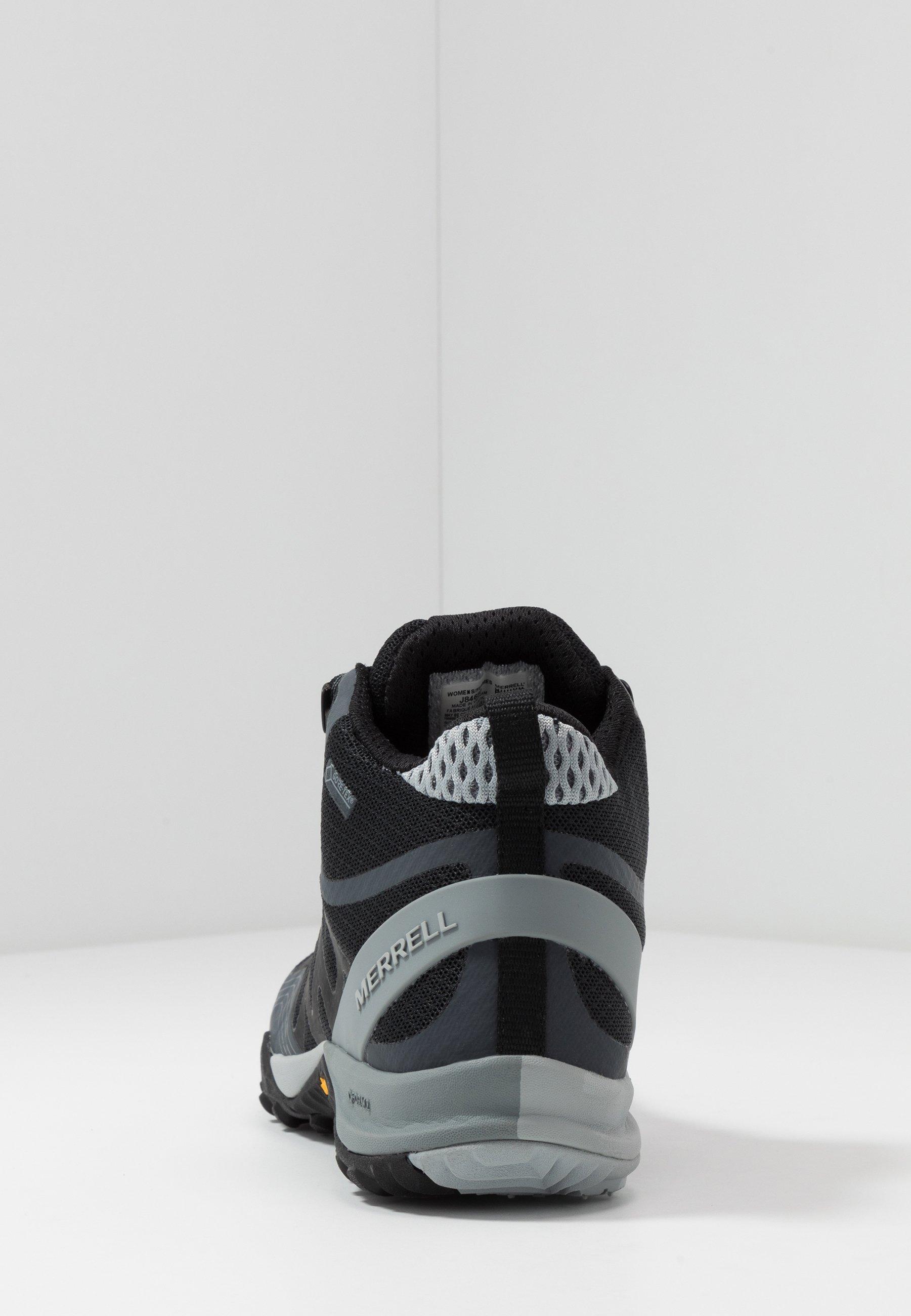 Merrell SIREN 3 MID GTX - Hikingsko - black
