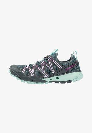 CHOPROCK - Hiking shoes - blue smoke