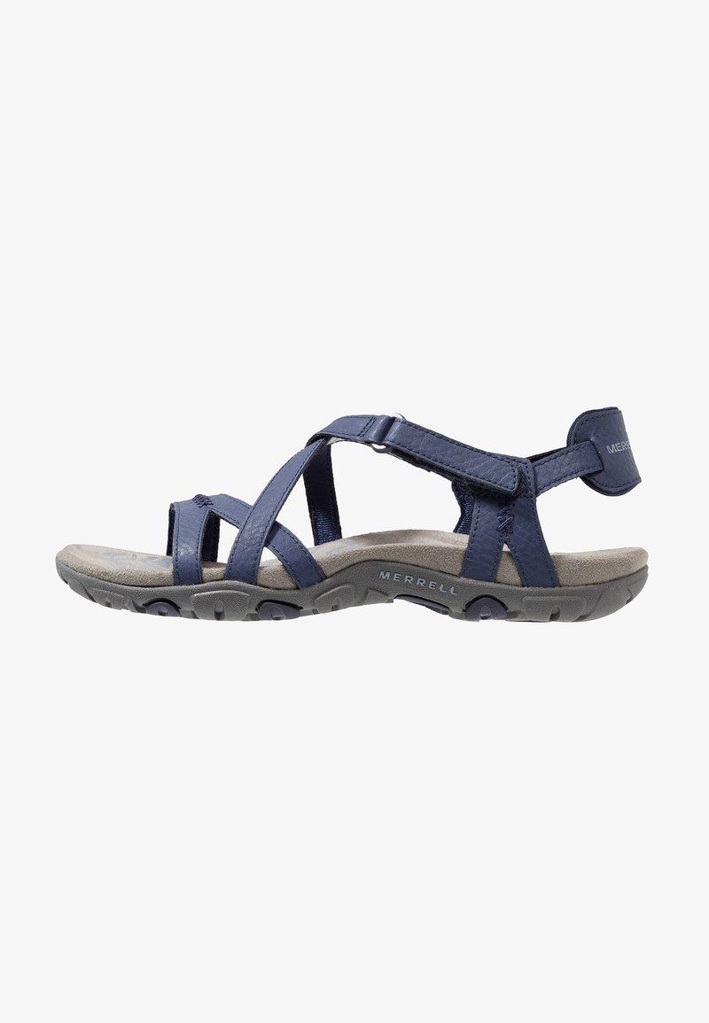 Merrell - SANDSPUR ROSE - Walking sandals - crown blue/aleutian