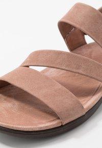 Merrell - DISTRICT KANOYA STRAP - Walking sandals - carob - 5