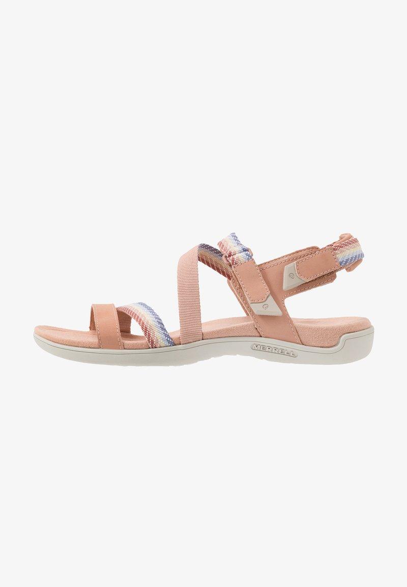 Merrell - DISTRICT MENDI BACKSTRAP - Walking sandals - tuscany