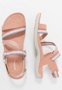 Merrell - DISTRICT MENDI BACKSTRAP - Walking sandals - tuscany - 1