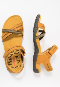 Merrell - TERRAN CROSS II - Walking sandals - gold - 1
