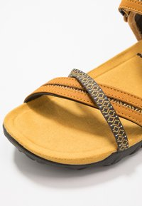 Merrell - TERRAN CROSS II - Walking sandals - gold - 5