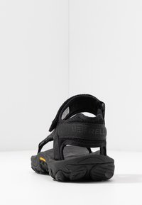 Merrell - KAHUNA WEB - Walking sandals - black - 3