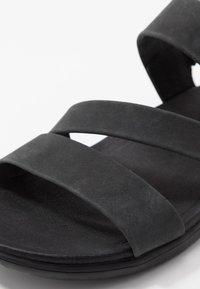 Merrell - DISTRICT KANOYA STRAP - Outdoorsandalen - black - 5