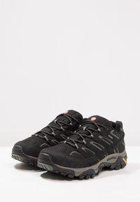Merrell - MOAB 2 GTX - Obuwie hikingowe - black - 2
