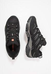 Merrell - MOAB 2 GTX - Obuwie hikingowe - black - 1