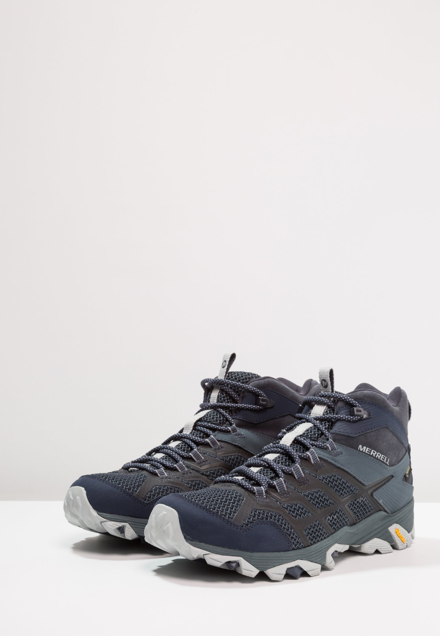 Merrell MOAB 2 MID GTX - Chaussures de marche navy/slate