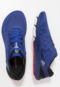 Merrell - BARE ACCESS FLEX 2 - Neutral running shoes - surf the web - 1