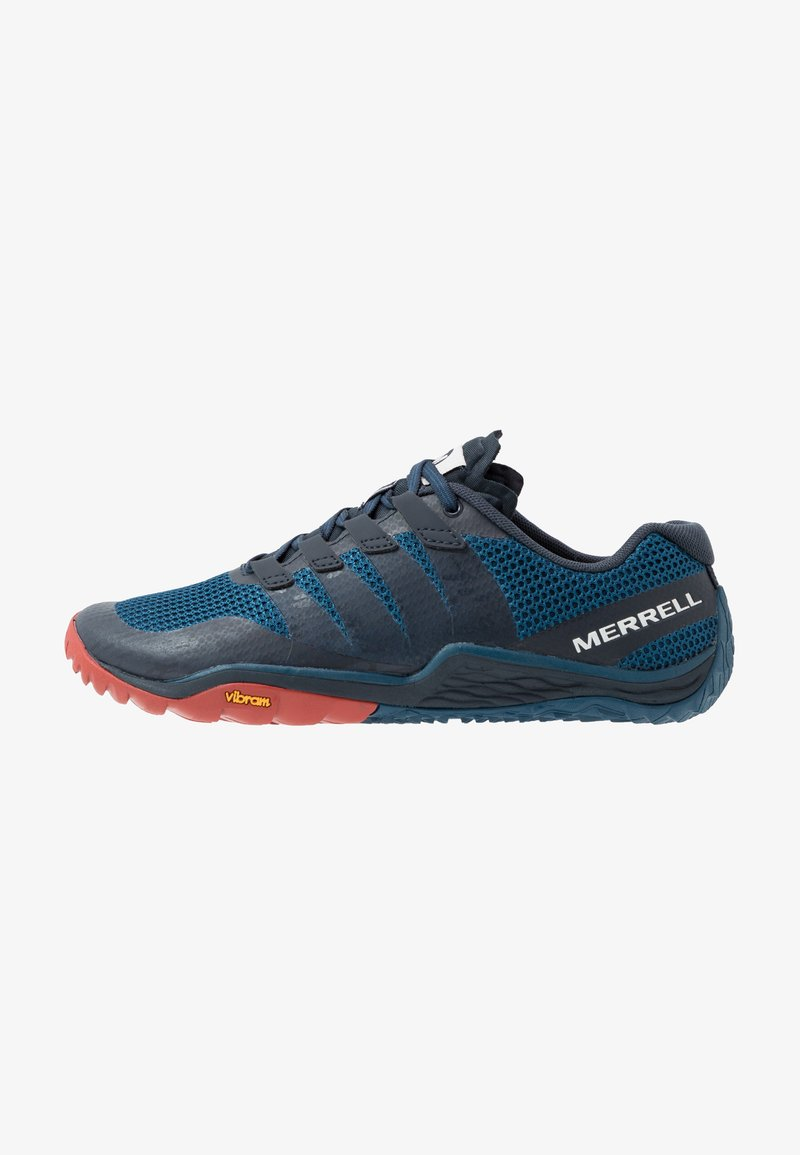 Merrell - TRAIL GLOVE 5 - Běžecké boty do terénu - sailor blue
