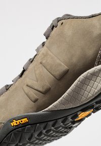 Merrell - PARKWAY EMBOSS LACE - Hiking shoes - dusty olive - 5