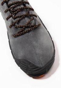 Merrell - MOVE GLOVE - Minimalist running shoes - granite - 5