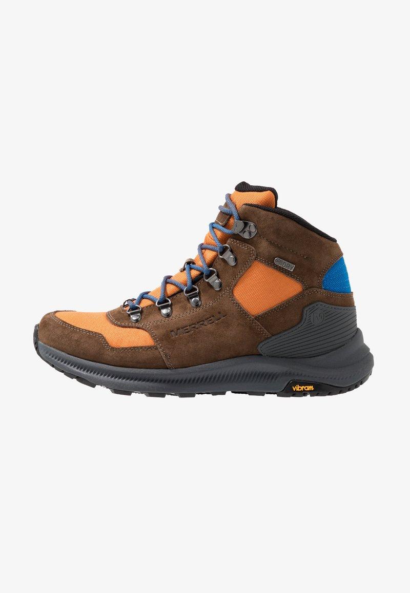 Merrell - ONTARIO 85 MID WP - Zapatillas de senderismo - exuberance