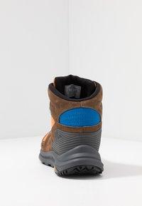 Merrell - ONTARIO 85 MID WP - Zapatillas de senderismo - exuberance - 3